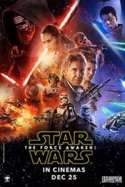 Star Wars: The Force Awakens (3D)
