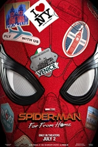 Spiderman - Far From Home (hindi)