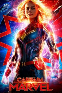 Captain Marvel(Exclusively For Women)
