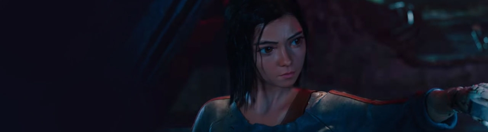 Alita: Battle Angel (Exclusively For Women)